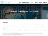 Chemical Toxicological Assessment, Chemical Risk Assessment, DABT, ERT