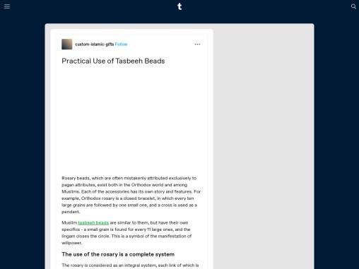 Beautiful Tasbeeh – Large Variety and Beautiful Design Islamic Beads Tasbeeh