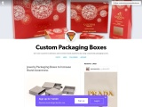 Jewelry Packaging Boxes to Increase Brand Awareness