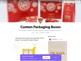 The best way to get more attention of the Buyers' by using Cosmetic Boxes