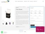 Flap Boxes – Custom Magnetic Closure Boxes at Wholesale