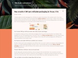 Enhance your sale with cannabis subscription boxes
