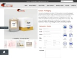 Order now candle boxes at wholesale rate in USA