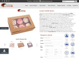 Make Your Own muffin box With logo in Texas, USA