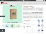 Get Cannabis Packaging of stylish design and error free in Texas, USA