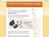 Shop our unique collection of the best quality food boxes