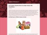 Get Custom Cigarette Boxes in a unique design with UrgentBoxes