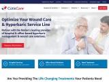 CutisCare USA – Advanced Wound Care Center | Hyperbaric Solutions