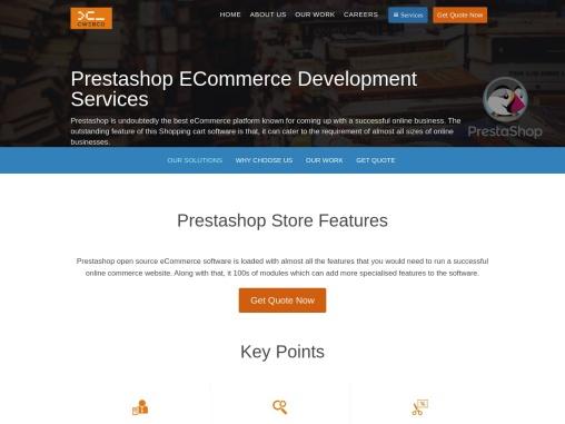 Prestashop Development | cWebConsultants