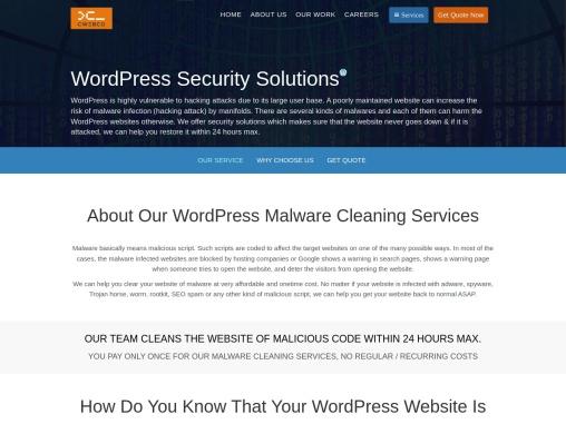 Get Rid of WordPress Malware | cWebConsultants