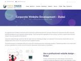 Corporate Website Development – Dubai