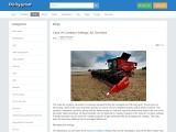 Case IH Combine Settings: An Overview