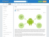 Why Android Apps Are Necessity For The Success Of Every Business