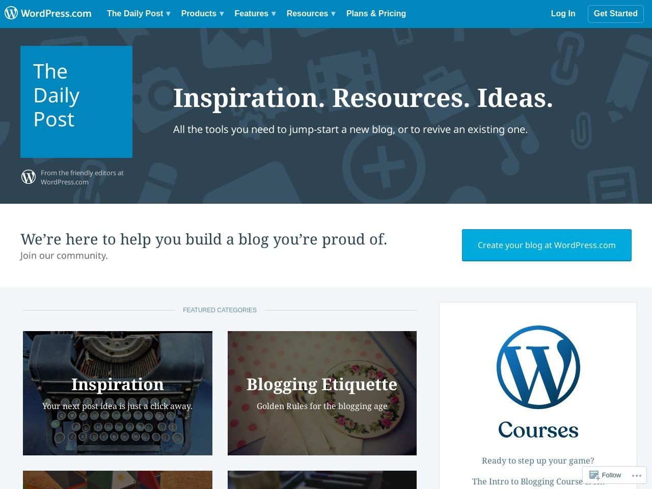 New to WordPress? Blogging 101 starts on January 5. | The …