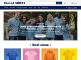 Dallas Shirts Wholesale Apparel