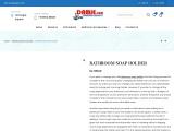 Buy Bathroom Soap Holder / Soap Dish online at best price | Damje