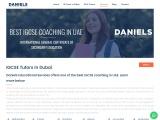 Daniels – Home Tuition in Dubai