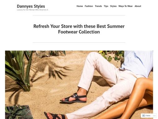 Cute Footwear Summer – New Pretty Summer Footwear For Girls!