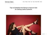 Selling Ladies Footwear – Wholesale Footwear Sale