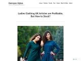 Ladies Wholesale Clothing Manchester – Wholesale Ladies Clothing