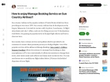 Sun country Airlines Manage Booking