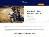 black friday mini bike-Exclusive guide