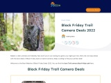 black friday trail camera-Exclusive guide