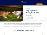 dog toys black friday-Exclusive guide