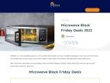 microwave black friday-Exclusive guide