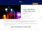 smart bulb black friday-Exclusive guide
