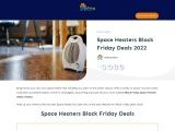 space heaters black friday–Exclusive guide