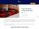 yoga mat black friday-Exclusive guide