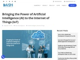 Bringing the Power of Artificial Intelligence (AI) to the Internet of Things (IoT)