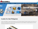 Crusher for Sale Philippines – Daswell Machinery