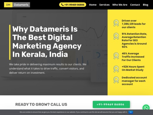 digital marketing agency kerala