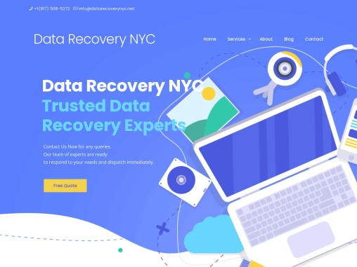 Are you their Trusted Data Recovery Experts nyc?