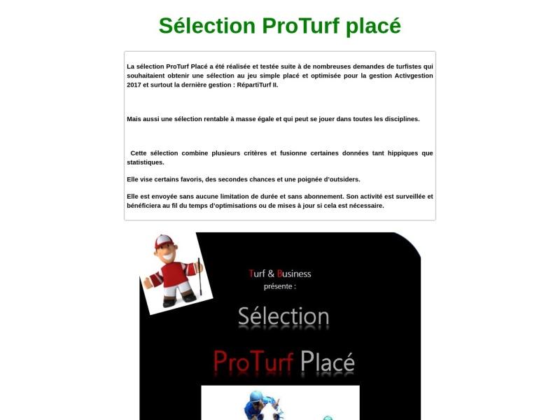 proturf place