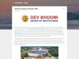 Top B.tech College in Dehradun