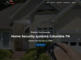 Home Security systems Columbia TN