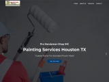 Painting Services Houston TX-Dcm