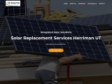 Solar Replacement Services Herriman UT
