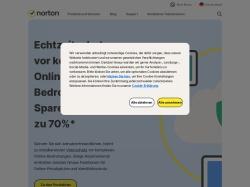 Norton AntiVirus & Security Software screenshot
