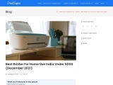 TOP 3 Best Printer For Home Use India Under 5000 (Reviews)