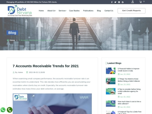 7 Accounts Receivable Trends for 2021