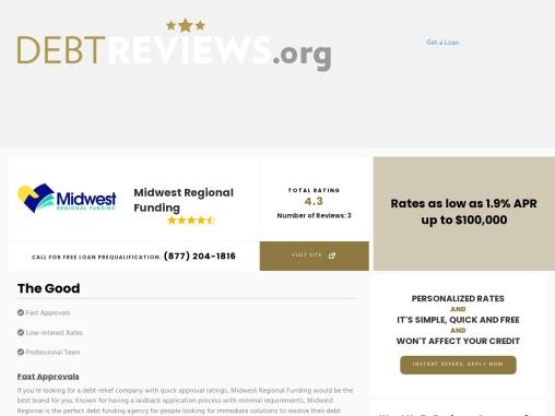 midwest regional funding reviews