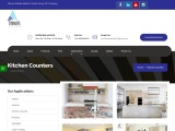 Kitchen Counters SS Trim Profile  Sterlite Metal And Tubes Services