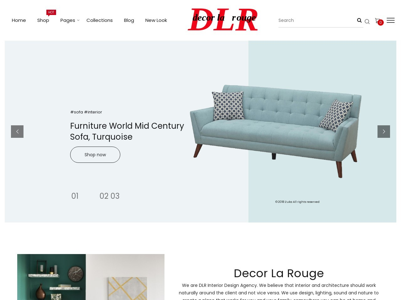 Top Trending color schemes for kitchens – Decor La Rouge – Interior Design Angency