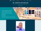 Dr. Deepak Natarajan – Best Cardiologist in Delhi
