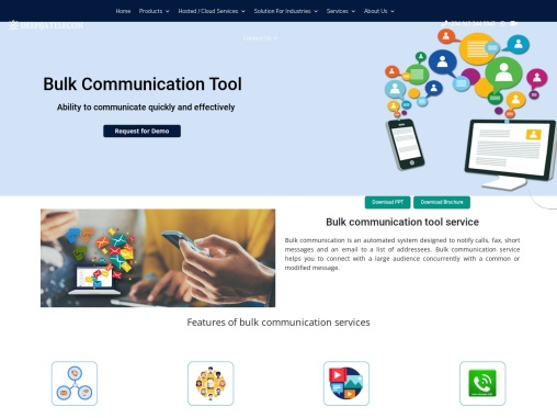 Broadcasting tool to notify clients-deepijatel.ng
