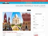 Top Delhi Agra Jaipur Tour Package 3 Days